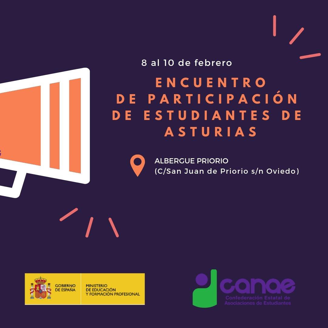 Encuentro de participación de estudiantes de Asturias